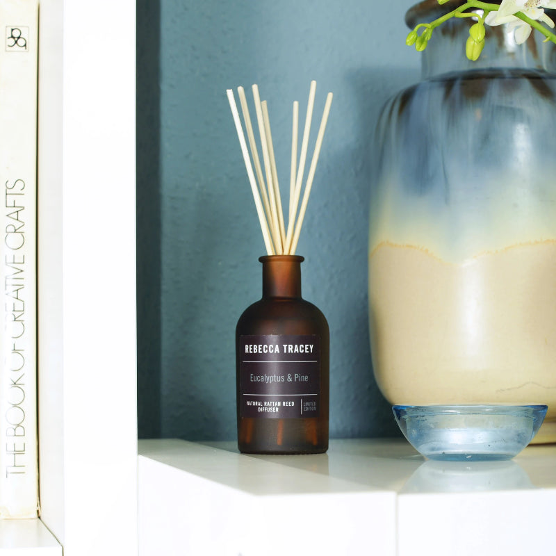 Rebecca Tracey Eucalyptus and Pine Diffuser
