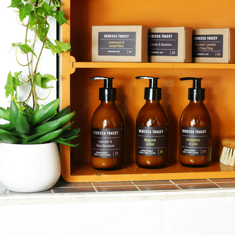 Rebecca Tracey Handmade Soaps & Body Lotion