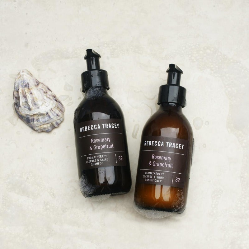 Rebecca Tracey Rosemary & Grapefruit Shampoo & Conditioner