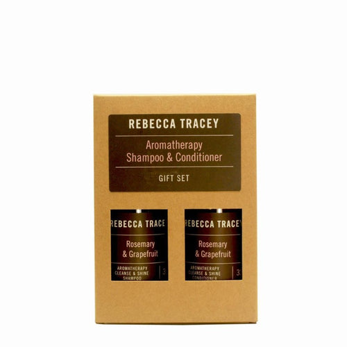 Rebecca Tracey Rosemary & Grapefruit Shampoo & Conditioner Gift Set