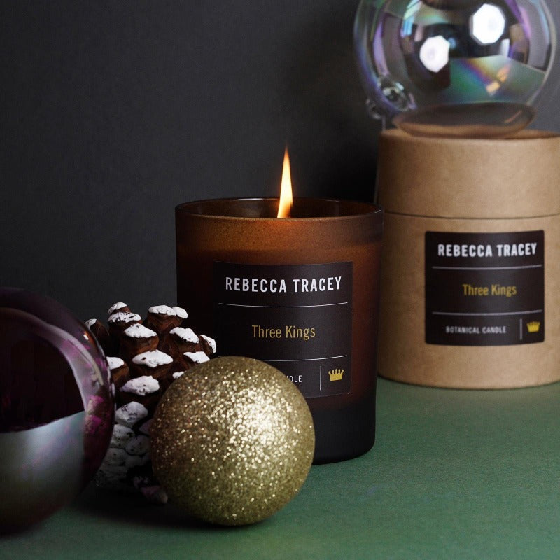 Three Kings Candle - Rebecca Tracey