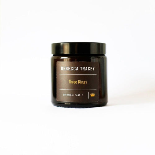 Three Kings Travel Candle - Rebecca Tracey