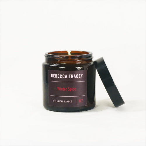 Rebecca Tracey Winter Spice Travel Candle