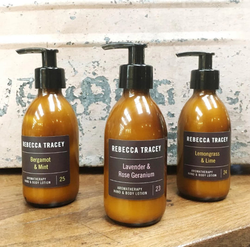 Rebecca Tracey Hand & Body Lotion