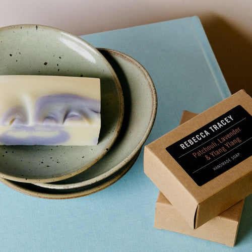 Handcrafted Soap Dish - Mabel