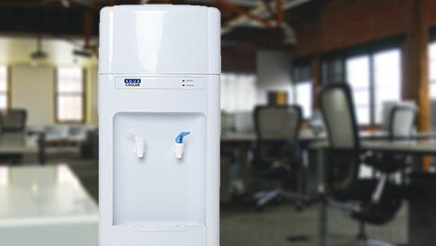 Stay productive at work with an efficient water cooler