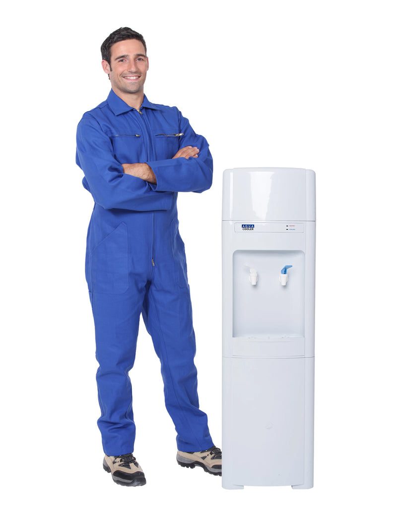 Mains Connected Water Cooler Install