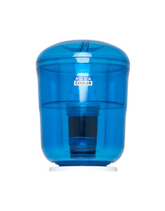 Tri-Stage Refillable Water Cooler Bottle
