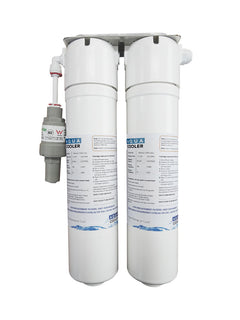 Under Sink Filtration Kit - Fluoride Removal