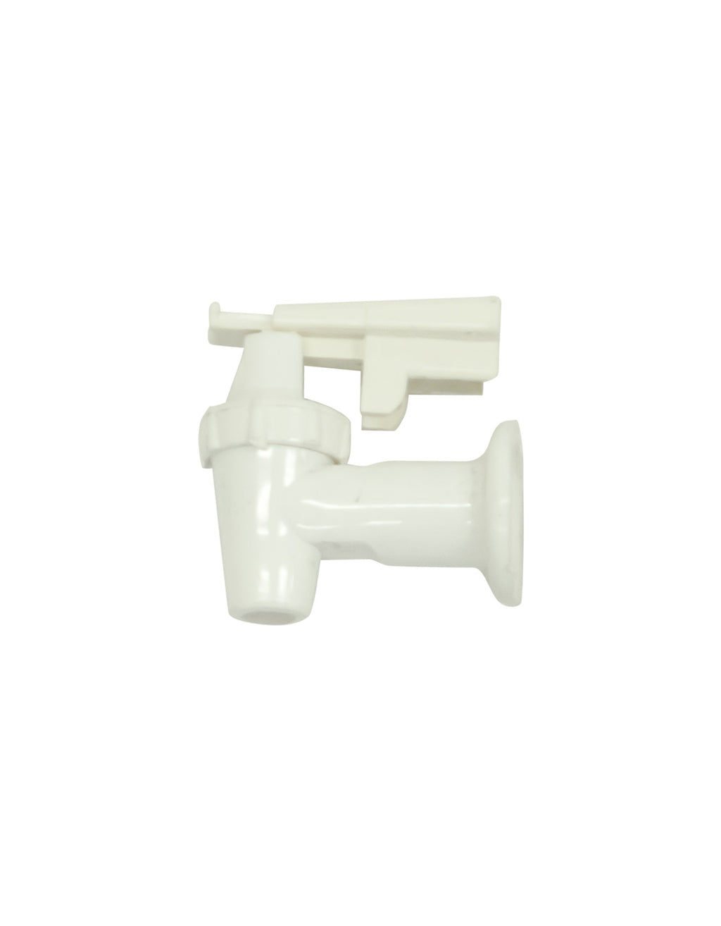 Tap - White Lever/White Body C/Proof AM