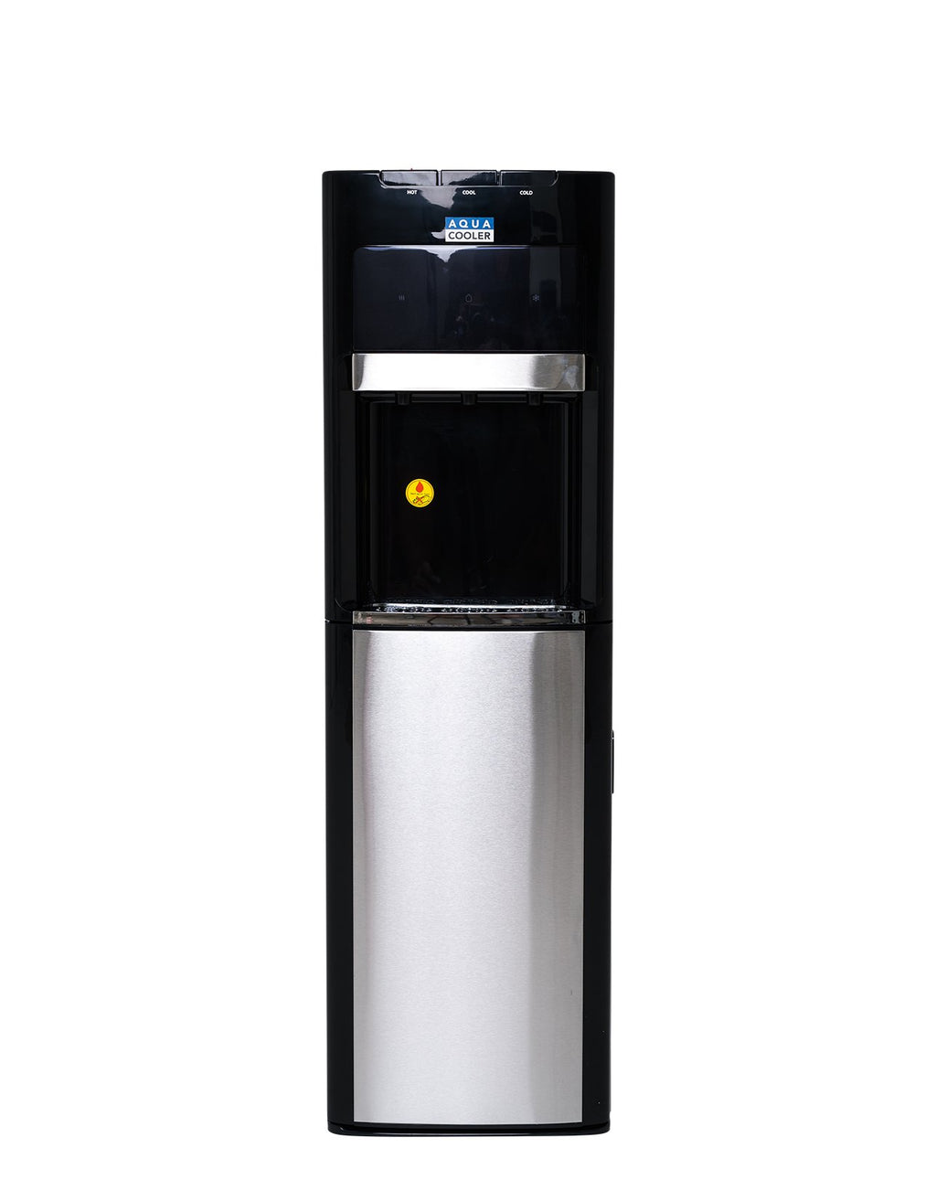 Cascade Eco Water Cooler - Hot, Cold, Ambient, with Refillable Bottle