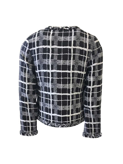 Simone Check Jacket