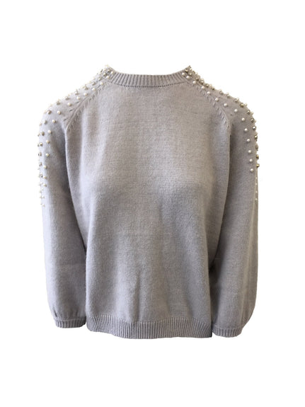 Aria Diamond Jumper
