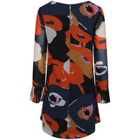 Floria Abstract Floral Tunic
