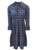 Taffie Print Dress