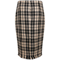 Viv Boucle Pencil Skirt