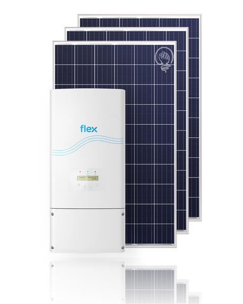 6.48kW Flex Inverter + Flex 270W Package