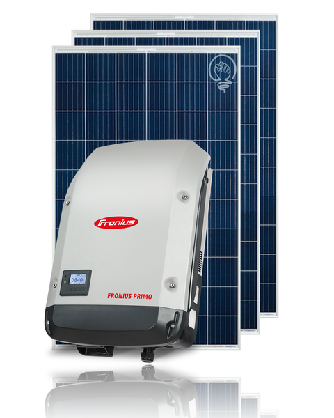 6.48kW Fronius + Q Cells 270W Package
