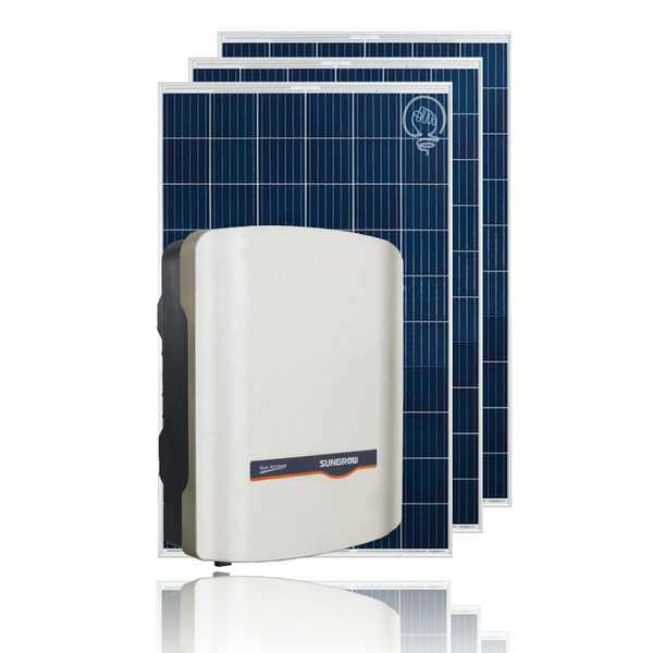 6.5kW Sungrow + Q Cells 270W Package