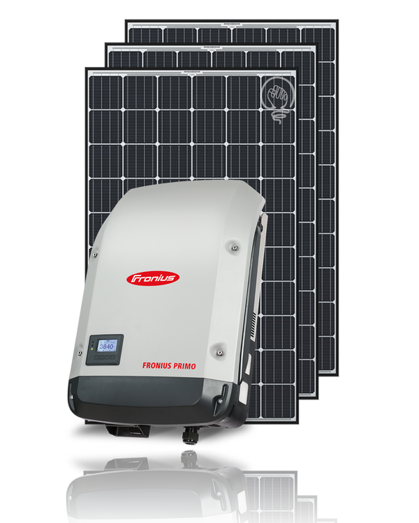 6.4kW Fronius and Q Cells 305W Package