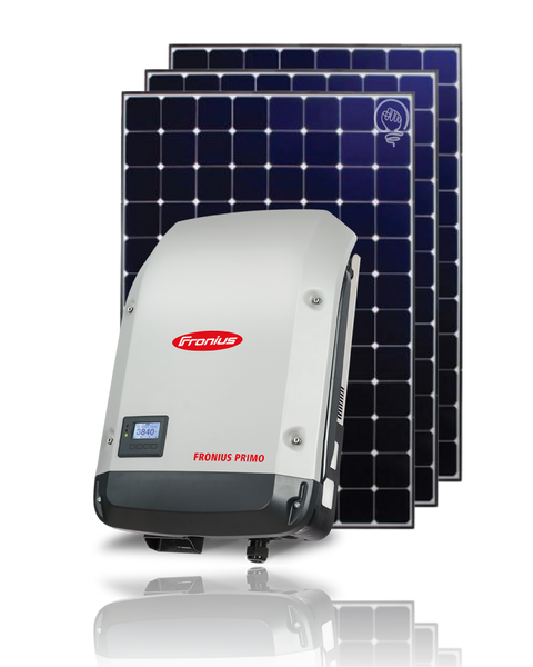 6.2kW Fronius + SunPower 327W Package