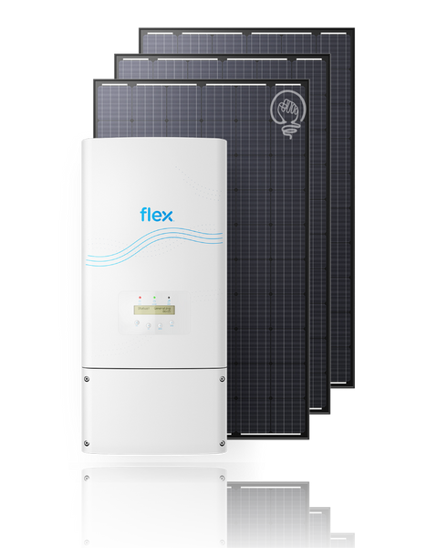 6.6kW Flex Inverter + Flex 300W Package