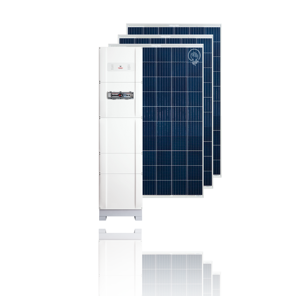 7.15kW PV Package: Redback Smart Hybrid Inverter Battery System + Tier 1 Jinko 275W Panels + 4.8kWh Battery Storage