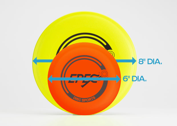 EPEC Dart Disc 2-Pack