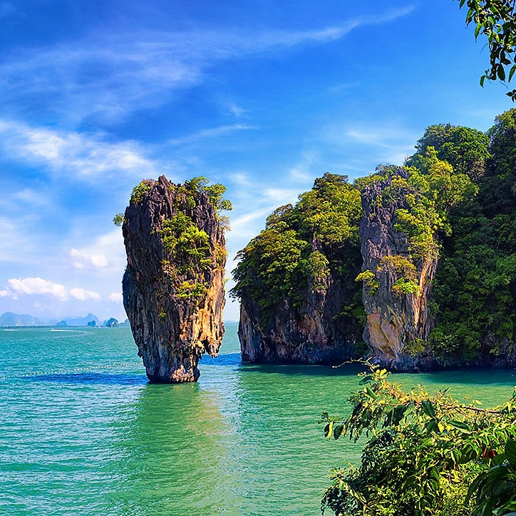A Visit to Phuket Province, Thailand