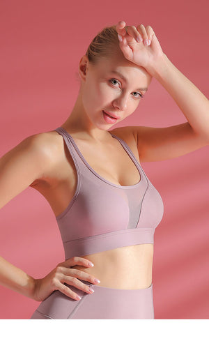Back Pocket Sports Bra