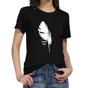 Feather Tee