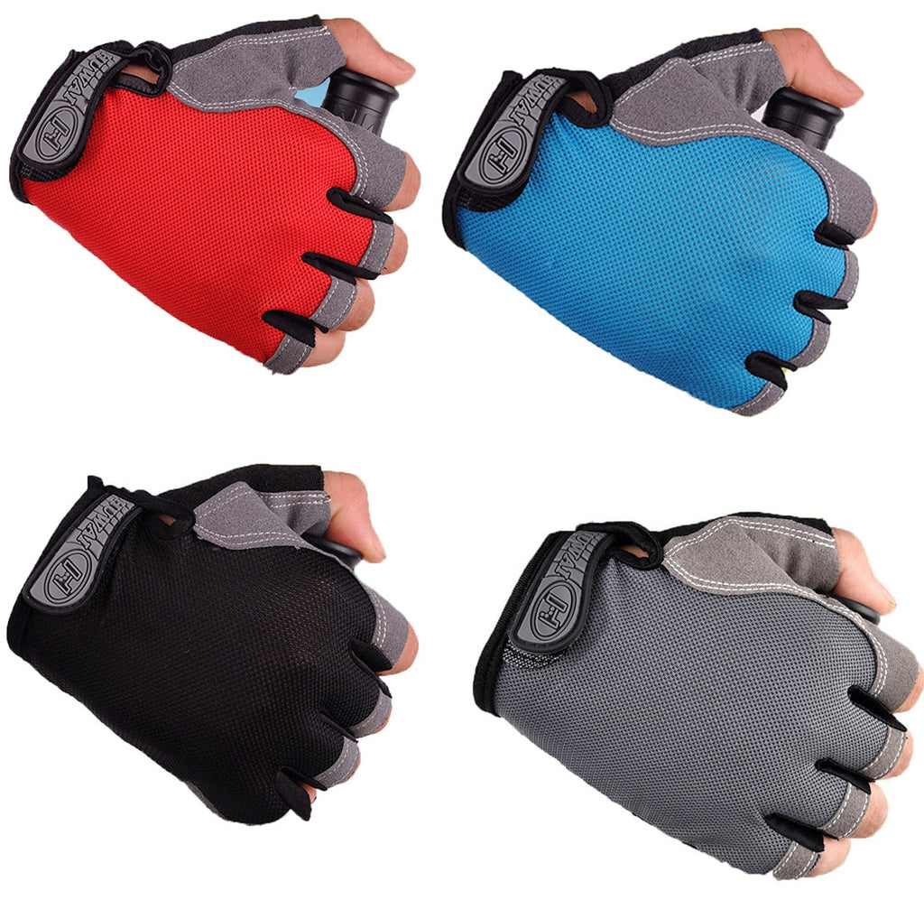 Anti-Slip Cycling Gloves