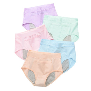 Leakproof Seamless Panties
