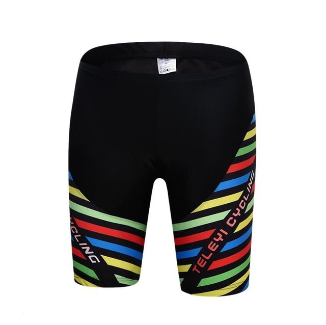 Quick Dry Gel Padded Bicycling Short