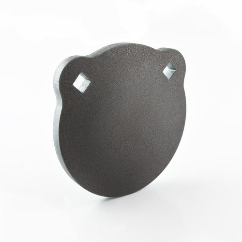 150mm Round Gong 8mm - BISALLOY®500 by Black Carbon, targets, Black Carbon, Black Carbon