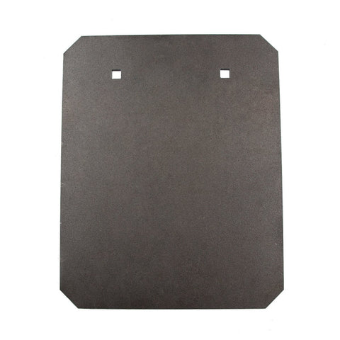 12mm 5/4 Series Medium BISALLOY®500 Steel Target by Black Carbon, targets, Black Carbon, Black Carbon
