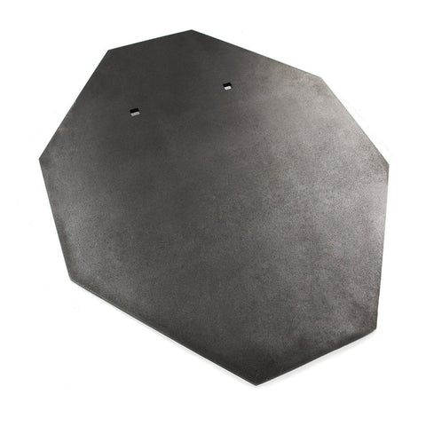 12mm IPSC Style Standard BISALLOY®500 Steel Target by Black Carbon, targets, Black Carbon, Black Carbon