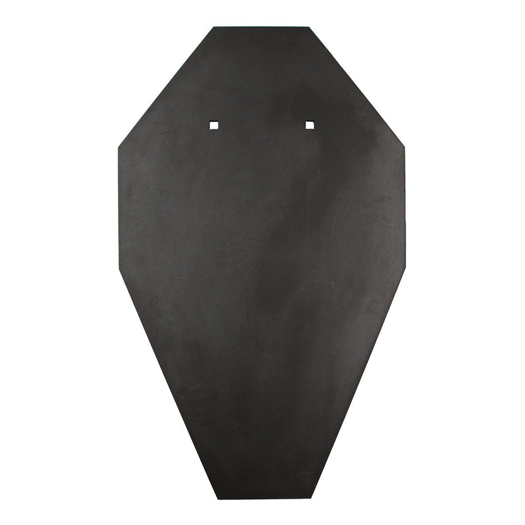 12mm IPSC Style Universal Rifle BISALLOY®500 Steel Target by Black Carbon, IPSC Target, Black Carbon, Black Carbon