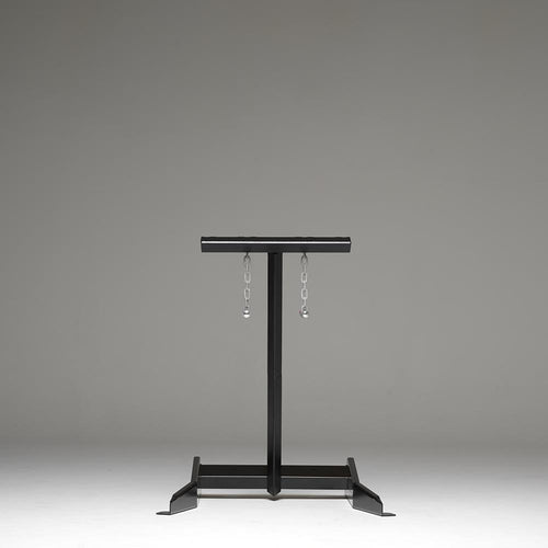 """Hammer Head"" Upright Target Stand, 1200mm high, Modular Stands, Black Carbon, Black Carbon"
