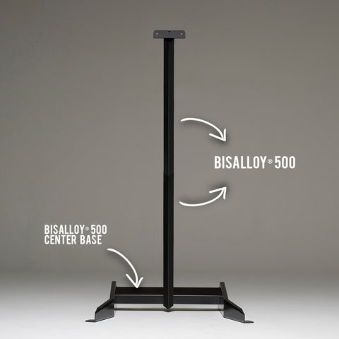 Upright Stand 1800mm, Modular Stands, Black Carbon, Black Carbon