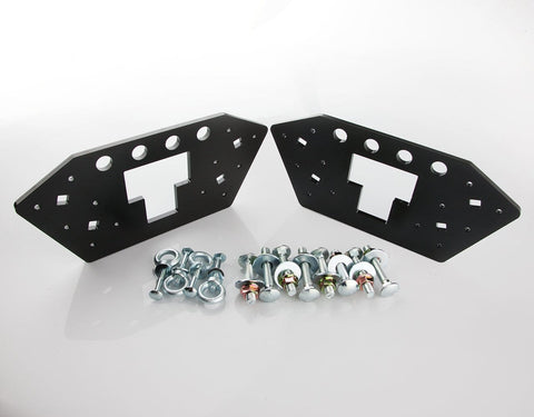 BIS500 T-Plate Target Stand Assembly Kit by Black Carbon, , Black Carbon, Black Carbon