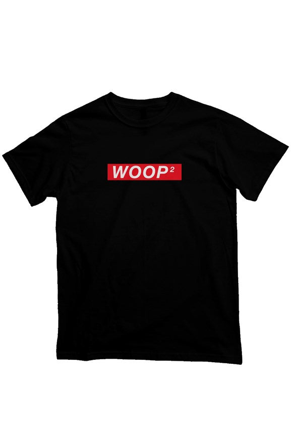 Woop Woop Short Sleeve Tee Black