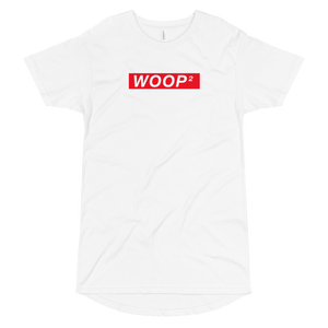 Woop Woop Long Body Urban Tee