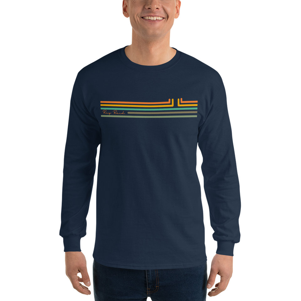 Not Connected Long Sleeve T-Shirt