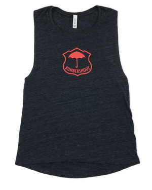 Ladies Umbrella Muscle Tank
