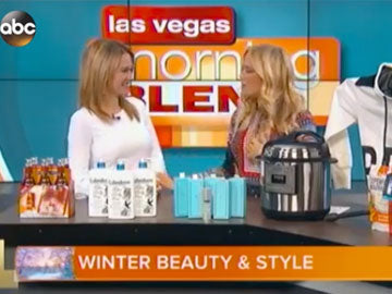 ABC- Las Vegas Morning Blend with Keri Parker