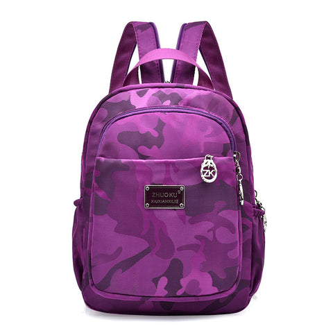 Camo Fashion Mini Backpack