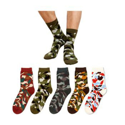 Camo Hunting CS Ankle Socks