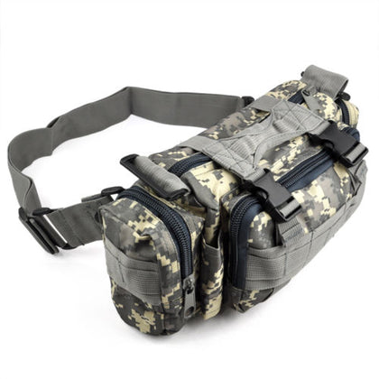 Military Army Travel Waist Bag
