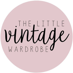 The Little Vintage Wardrobe